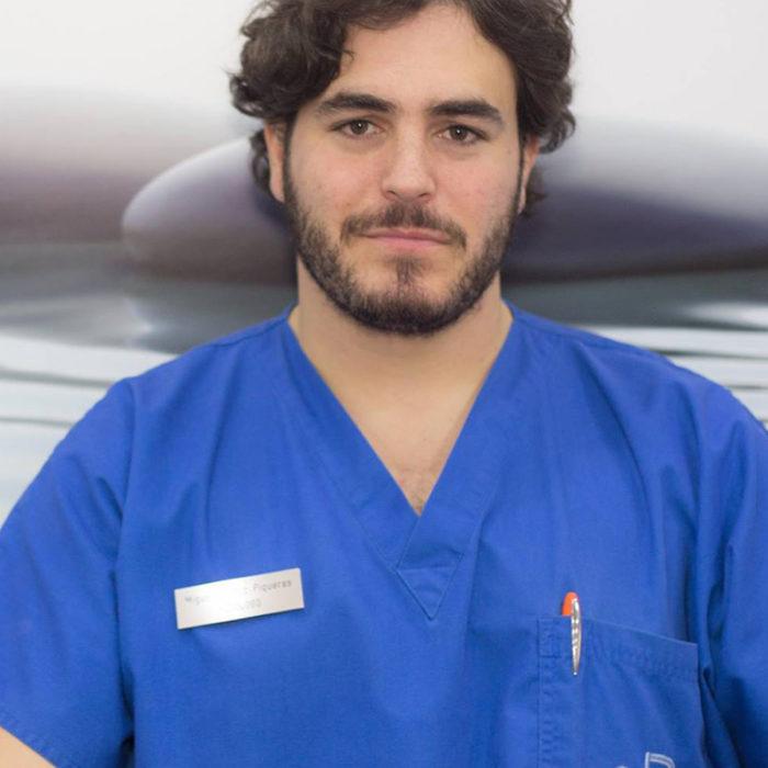 Miguel Muñoz Bautista (Podólogo y Especialista en Cirugía del Pie)